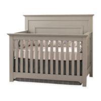 Munire Chesapeake Full Panel Crib in Light Grey