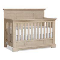 Munire Chatham Flat Top Crib in Driftwood