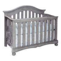 Westwood Design Meadowdale Wood 4-in-1 Convertible Crib in Cloud