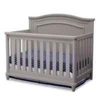 Simmons Kids® Barrington™ 4-in-1 Convertible Crib in Grey