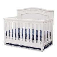 Simmons Kids® Barrington 4-in-1 Convertible Crib in Bianca