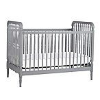 Million Dollar Baby Classic Liberty 3-in-1 Convertible Crib in Grey