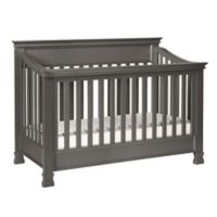 Million Dollar Baby Classic Foothill 4-in-1 Convertible Crib in Grey