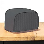 Ritz® Quilted Toaster Oven Cover in Graphite