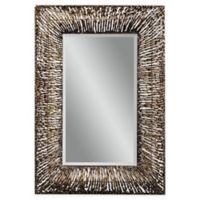 Bassett Mirror Company 34-Inch x 47-Inch Zola Mirror