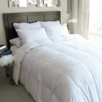 Nikki Chu Reversible King Down Comforter in White