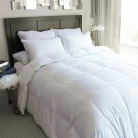 Nikki Chu Reversible King Down Comforter in White