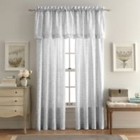 Bleecker Street Window Curtain Panel Pair