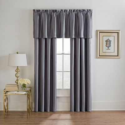 VCNY Lisbon Window Curtain Panel Pair