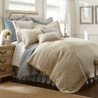 Austin Horn Classics Abigail King Duvet Cover Set in Beige