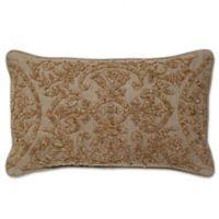 Aura Rectangle Throw Pillow