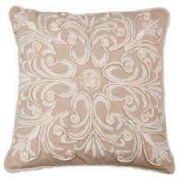 Aura Square Throw Pillow