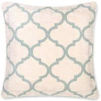 Aura Gopura Hand 20-Inch Square Throw Pillow in Sage