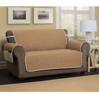 5 Star Extra Large Sofa Protector in Ivory/Toast