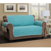 5 Star Sofa Protector in Blue/Ivory