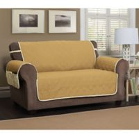 5 Star Sofa Protector in Gold/Ivory