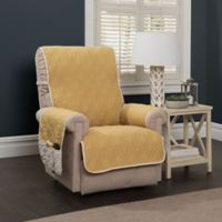 5 Star Wing Chair/Recliner Protector in Gold/Ivory