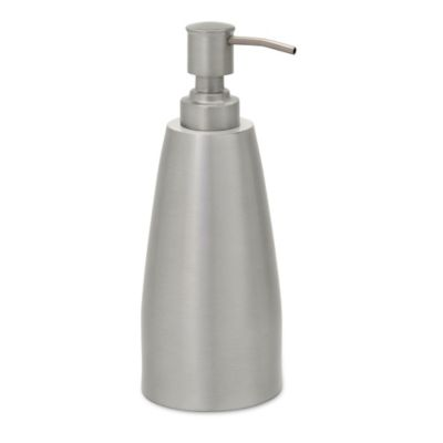 Attractive Titan® Maddie Lotion Dispenser In Brushed Nickel
