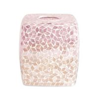 JLA Mimosa Boutique Tissue Box Cover in Pink