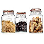 Home Essentials Cannisters (Set of 3)