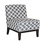 Safavieh Armond Accent Chair in Blue