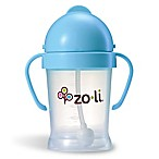 BOT 6 oz. Sippy Straw Cup in Blue