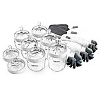 babybrezza® 14-Piece Bottle Deluxe Gift Set in White