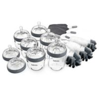 babybrezza® Glass Bottle Gift Set in Grey