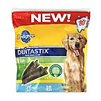 Pedigree Dentastix Large Fresh Dog Treats (28 Pack)