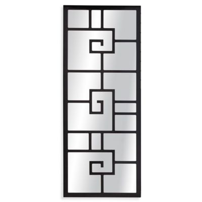60 Inch Wall Mirror buy black wall mirror from bed bath & beyond