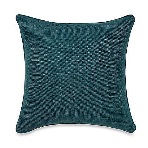 Bed Bath And Beyond Red Throw Pillows : Buy Teena Throw Pillow in Dark Teal from Bed Bath & Beyond