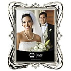 Prinz Wedding Enchanted 8-Inch x 10-Inch Silver Plated Picture Frame