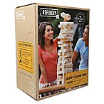 Refinery Jumbo Wood Block Stacking Game