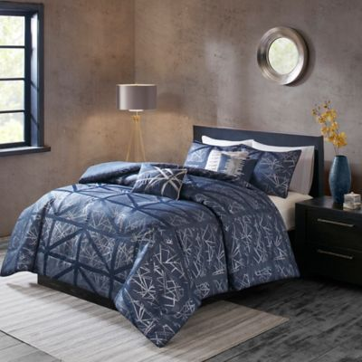 Buy Navy Blue Duvet Covers From Bed Bath Amp Beyond