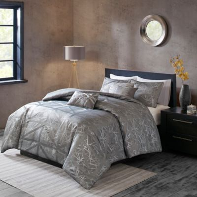 Buy Grey Duvet Cover Queen From Bed Bath Amp Beyond