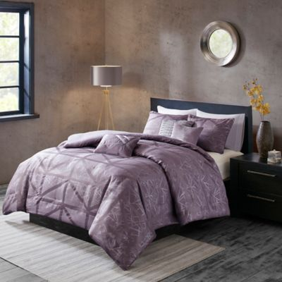 Buy Purple Duvet Covers From Bed Bath Amp Beyond