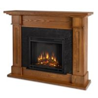 Real Flame® Kipling 54-Inch Freestanding Electric Fireplace in Burnished Oak