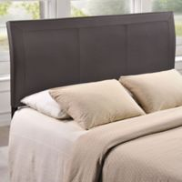 Modway Isabella Polyester Queen Headboard in Brown
