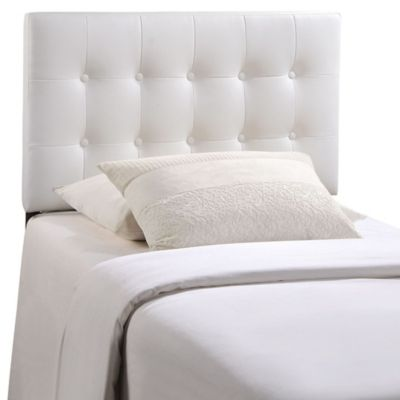 Buy White Tufted Headboard From Bed Bath Amp Beyond
