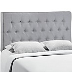 Modway Clique Queen Headboard in Grey