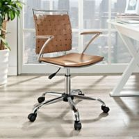 Modway Fuse Office Chair in Tan