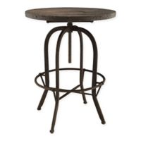 Modway Sylvan Bar Table in Brown