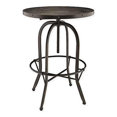 Buy Modway Sylvan Bar Table In Black From Bed Bath Amp Beyond