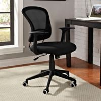 Modway Poise Office Chair in Black