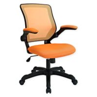 Modway Veer Mesh Office Chair in Orange