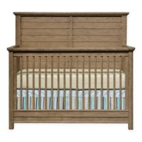 Stone & Leigh by Stanley Furniture Driftwood Park Built-To-Grow Crib in Sunflower Seed