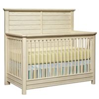 Stone & Leigh by Stanley Furniture Driftwood Park Built-To-Grow Crib in Vanilla Oak