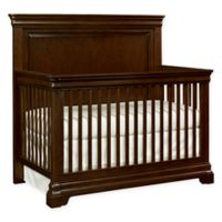 Stone & Leigh by Stanley Furniture Teaberry Lane Built-To-Grow Crib in Midnight Cherry