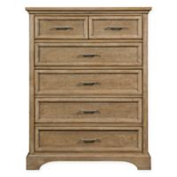 Stone & Leigh™ by Stanley Furniture Chelsea Square Wood 7-Drawer Chest in Light Brown