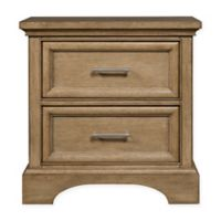 Stone & Leigh™ by Stanley Furniture Chelsea Wood 2-Drawer Night Stand in Light Brown